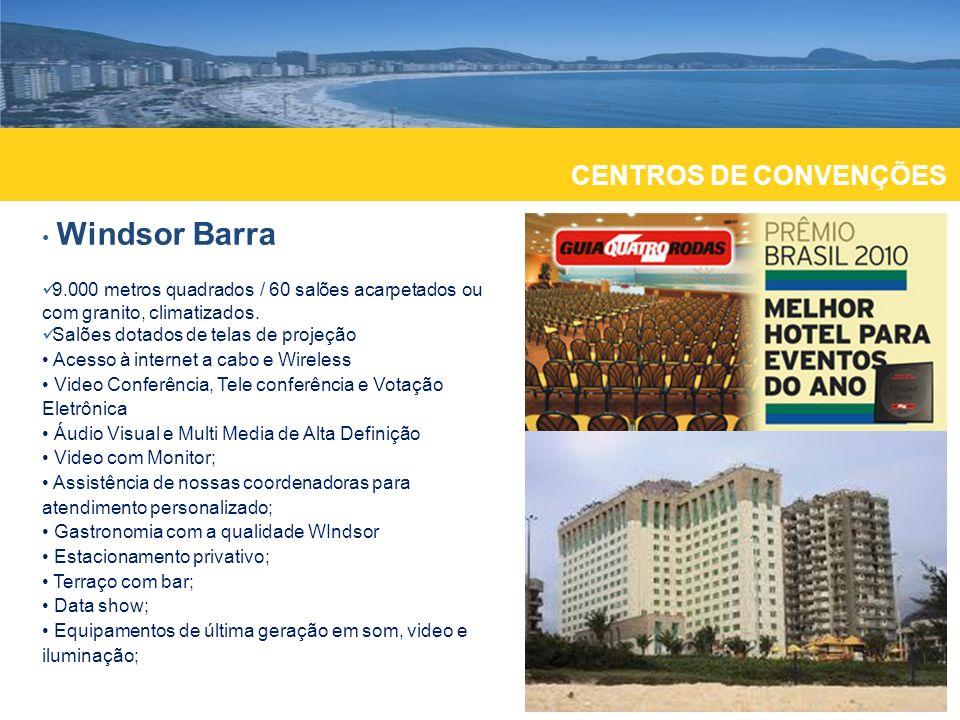 CENTROS DE CONVENÇÕES RANKING ICCA 2009