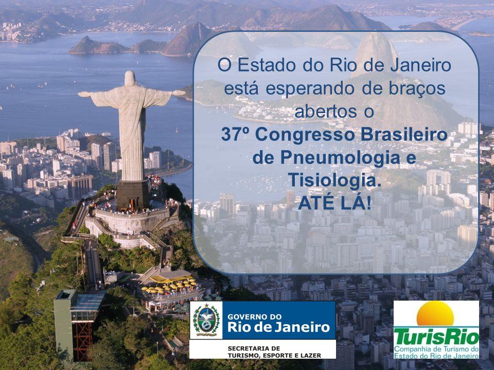 37º Congresso Brasileiro de Pneumologia e Tisiologia.
