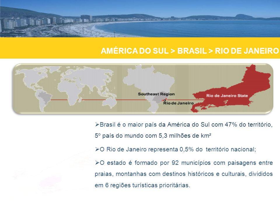 AMÉRICA DO SUL > BRASIL > RIO DE JANEIRO