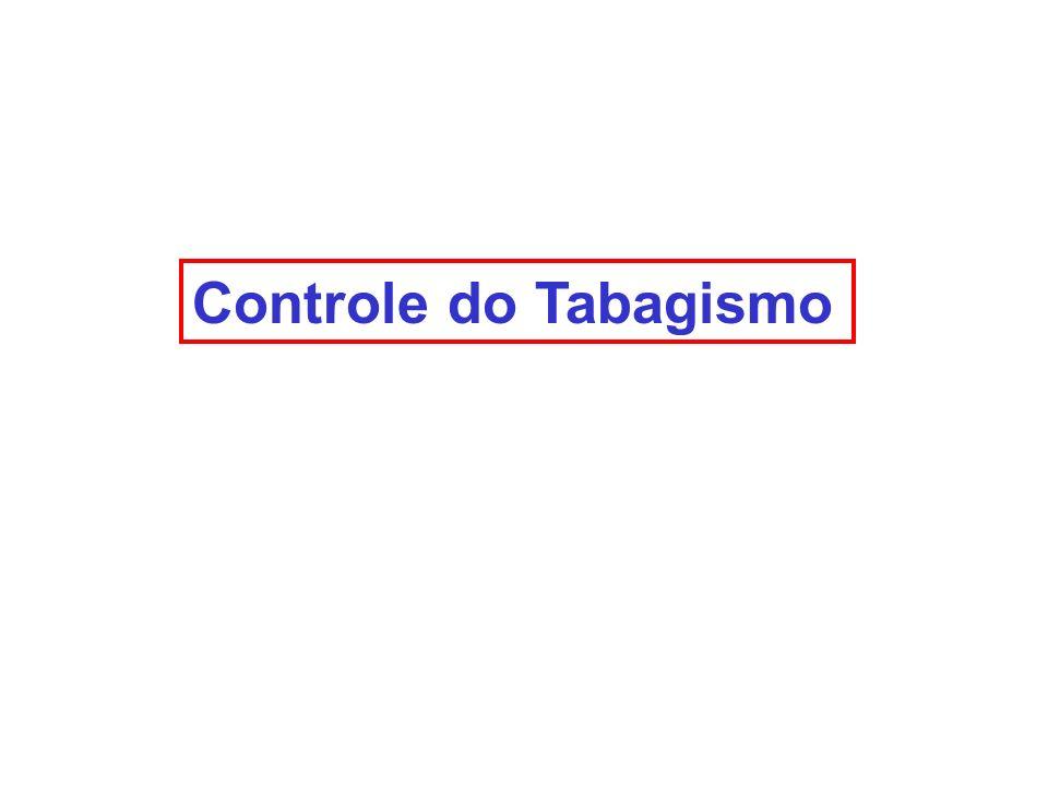 Controle do Tabagismo