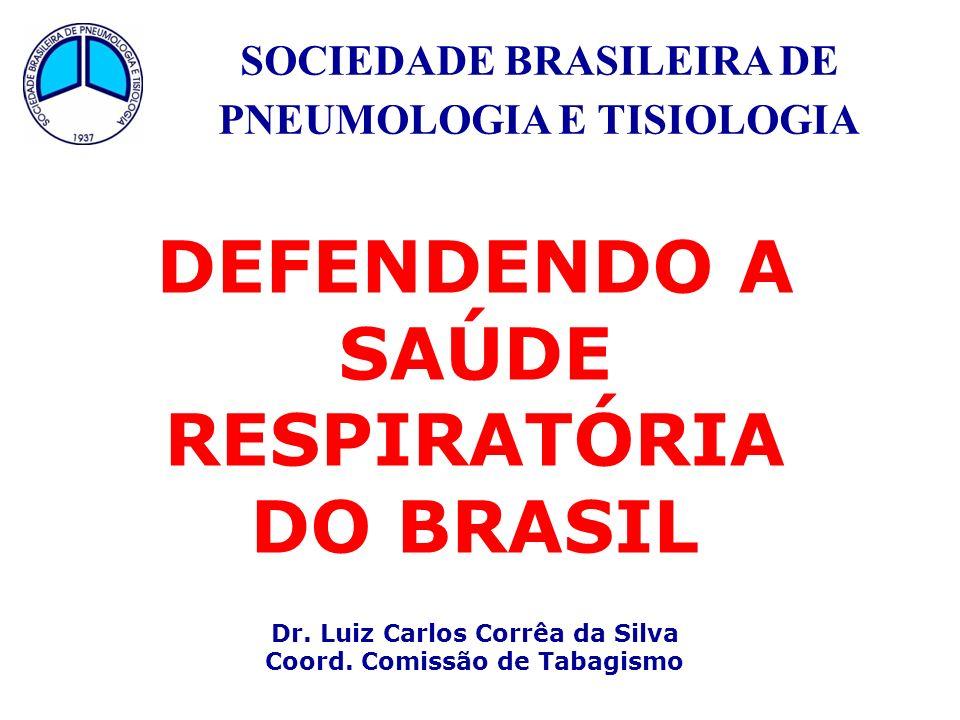 DEFENDENDO A SAÚDE RESPIRATÓRIA DO BRASIL