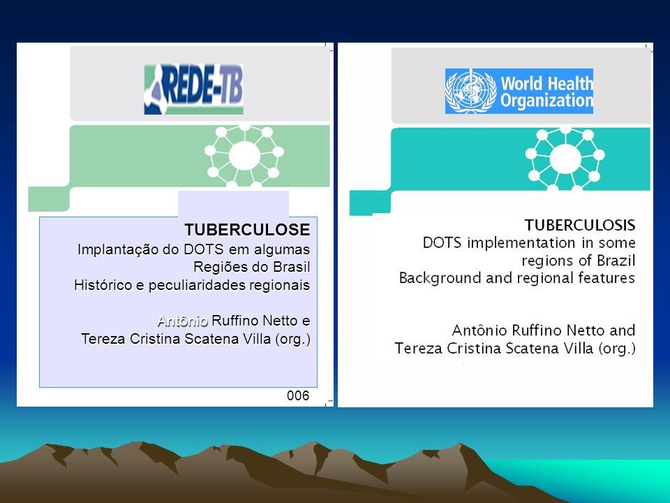 TUBERCULOSE Implantação do DOTS em algumas Regiões do Brasil