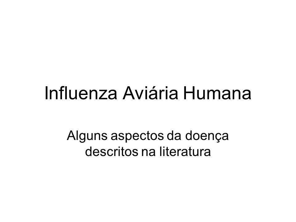 Influenza Aviária Humana