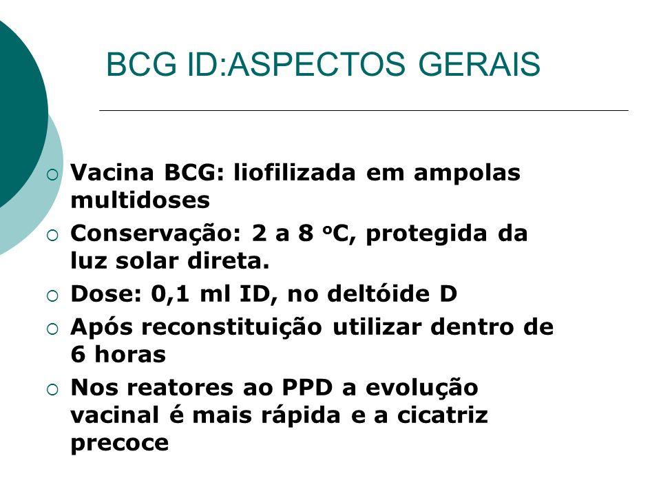 BCG ID:ASPECTOS GERAIS