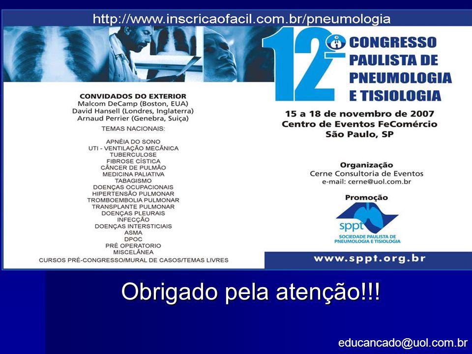educancado@uol.com.br Obrigado pela atenção!!!