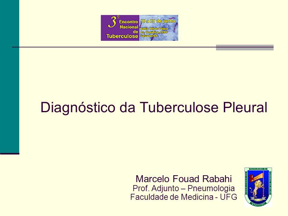 Diagnóstico da Tuberculose Pleural