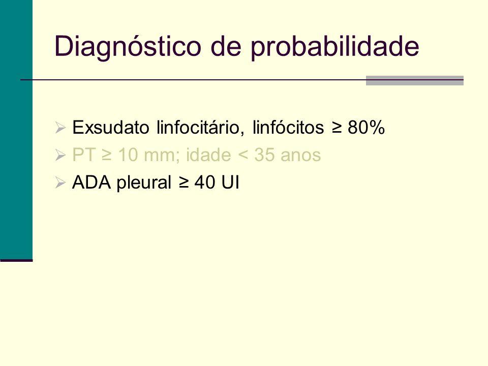 Diagnóstico de probabilidade