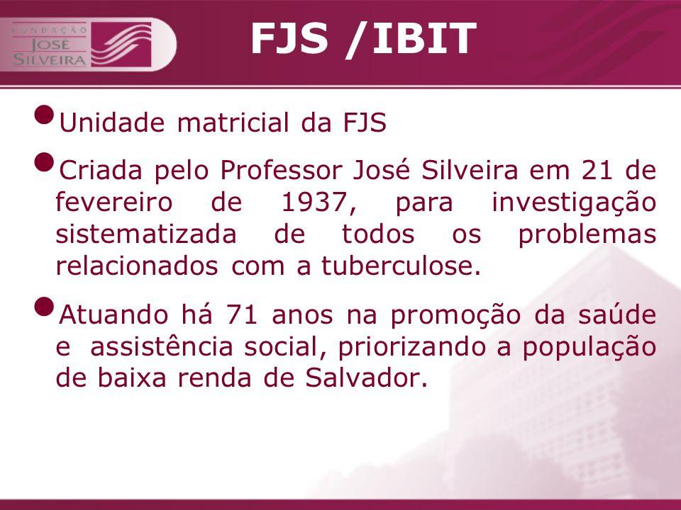 FJS /IBIT Unidade matricial da FJS