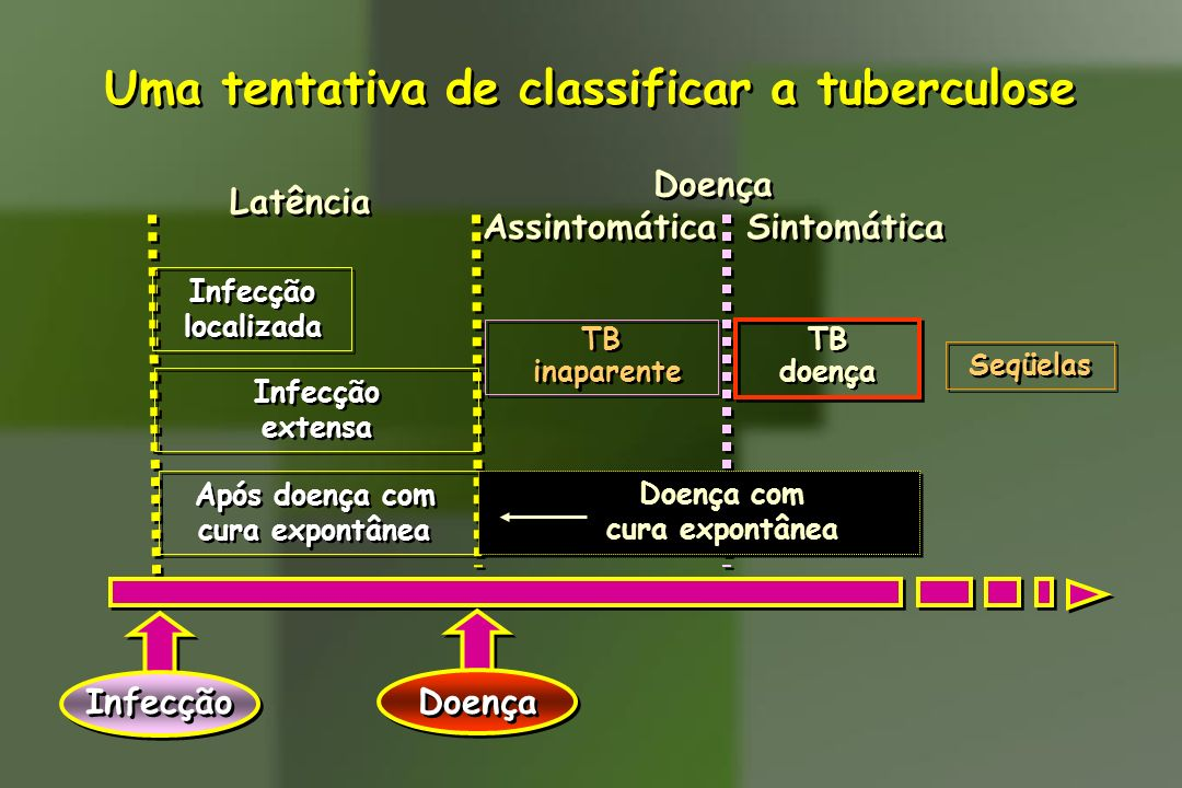 Uma tentativa de classificar a tuberculose