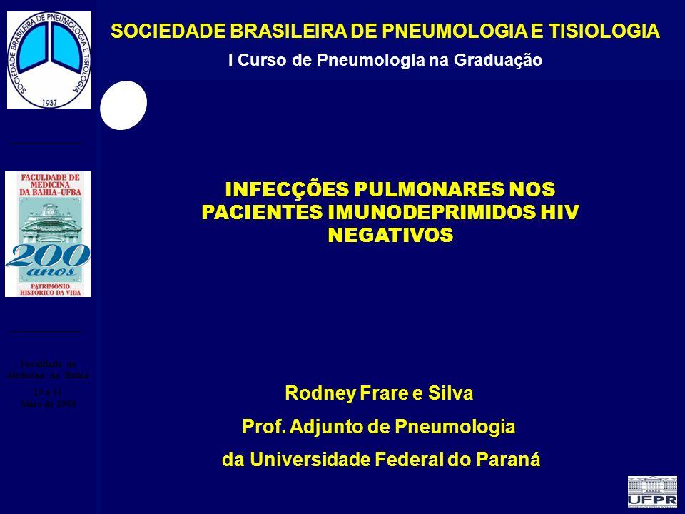 12 SOCIEDADE BRASILEIRA DE PNEUMOLOGIA E TISIOLOGIA