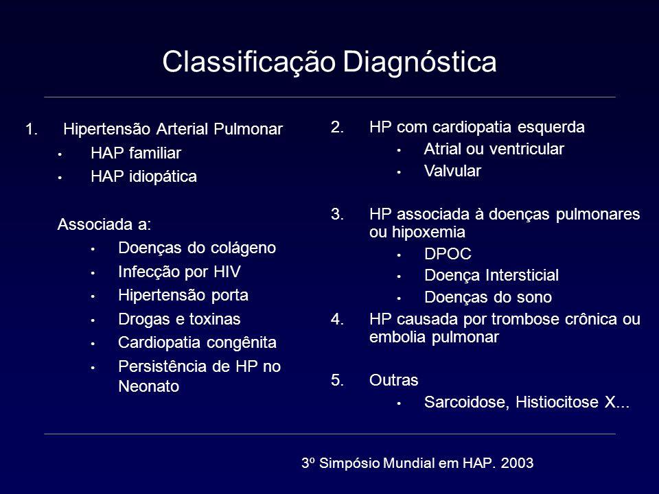 Classificação Diagnóstica