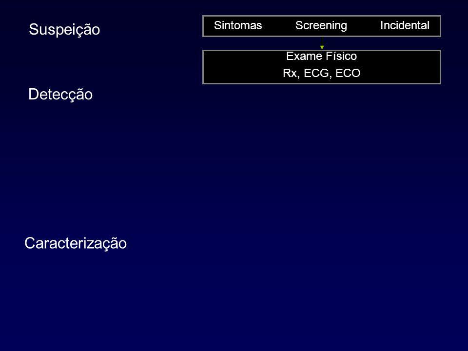 Sintomas Screening Incidental