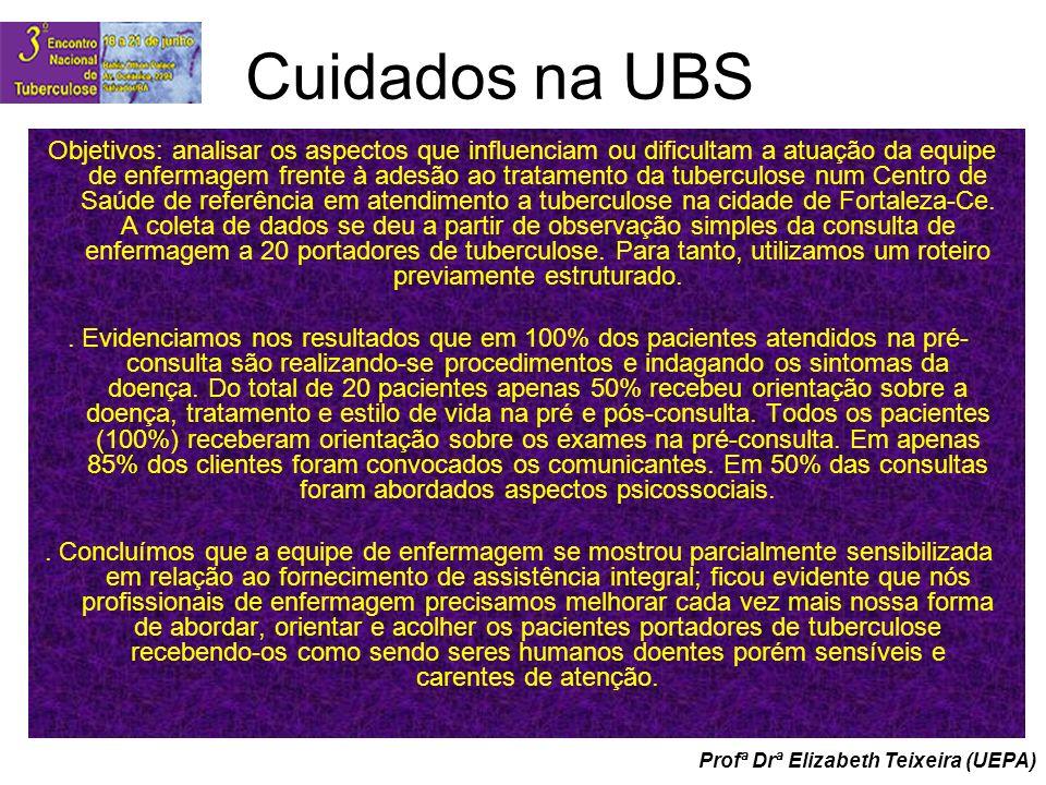 Cuidados na UBS
