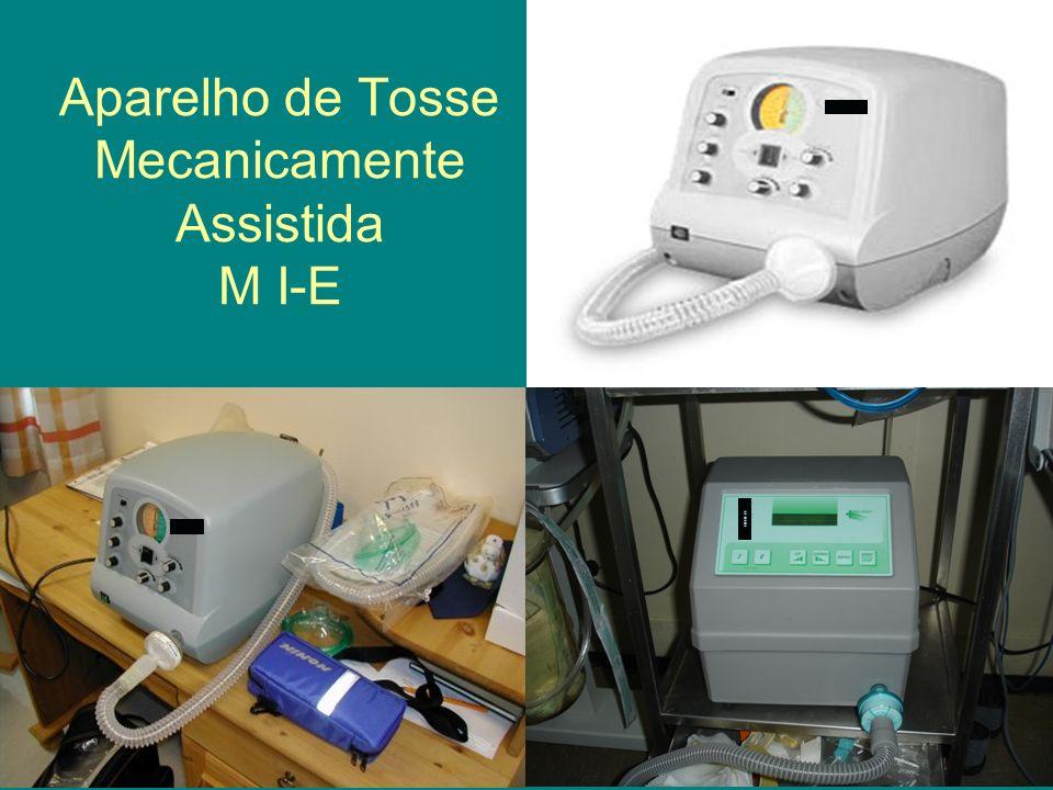 Aparelho de Tosse Mecanicamente Assistida M I-E