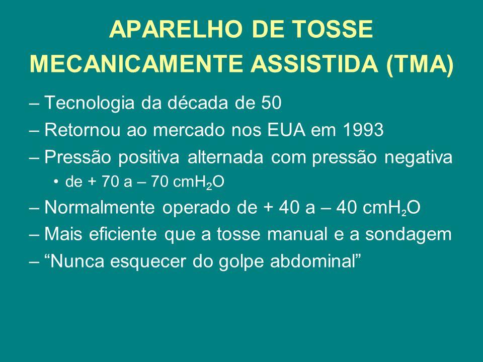 MECANICAMENTE ASSISTIDA (TMA)