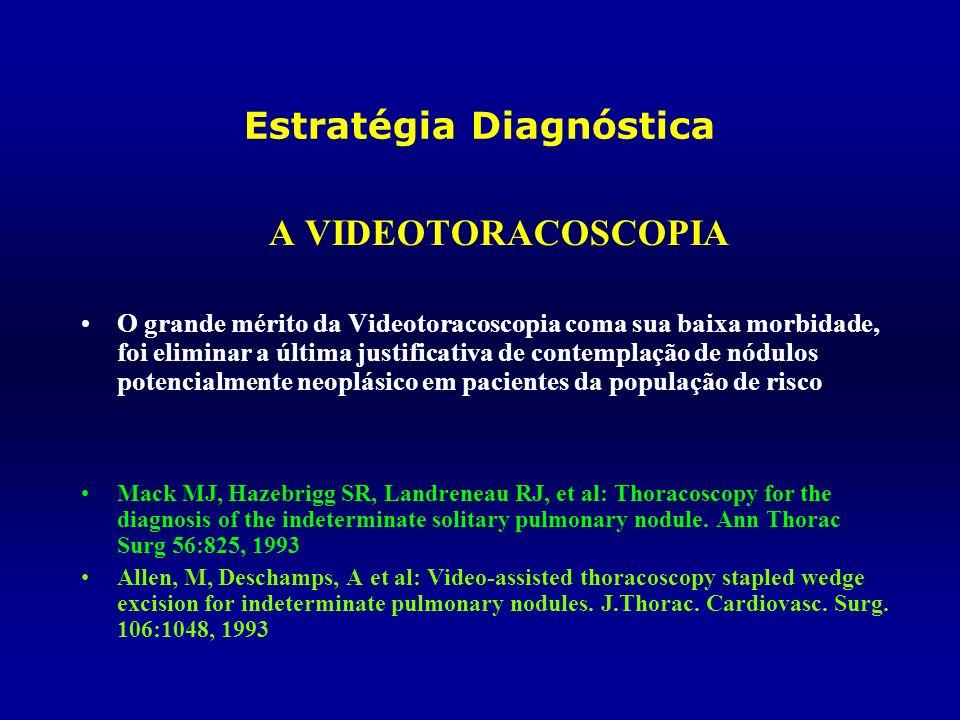 Estratégia Diagnóstica