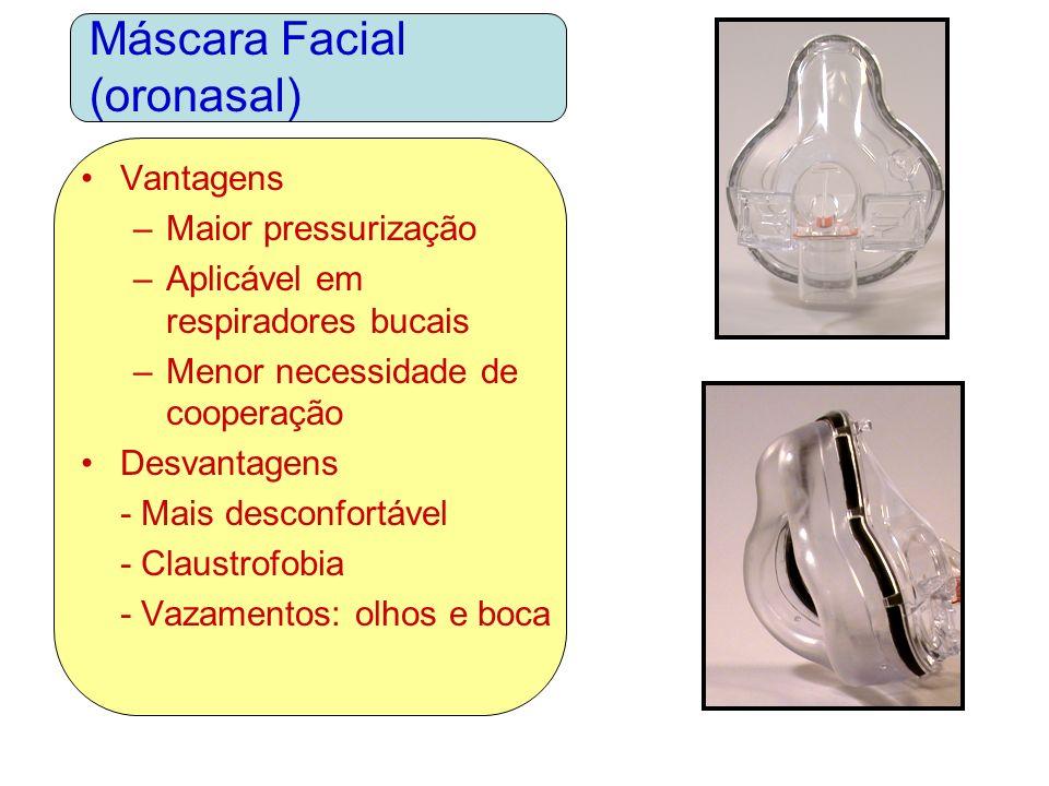 Máscara Facial (oronasal)