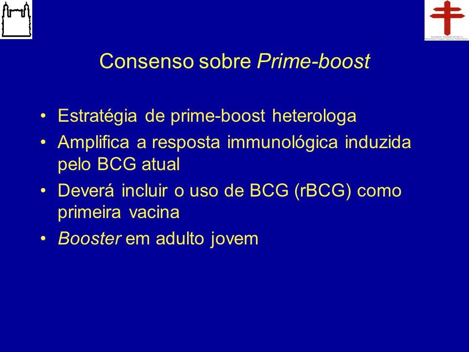 Consenso sobre Prime-boost