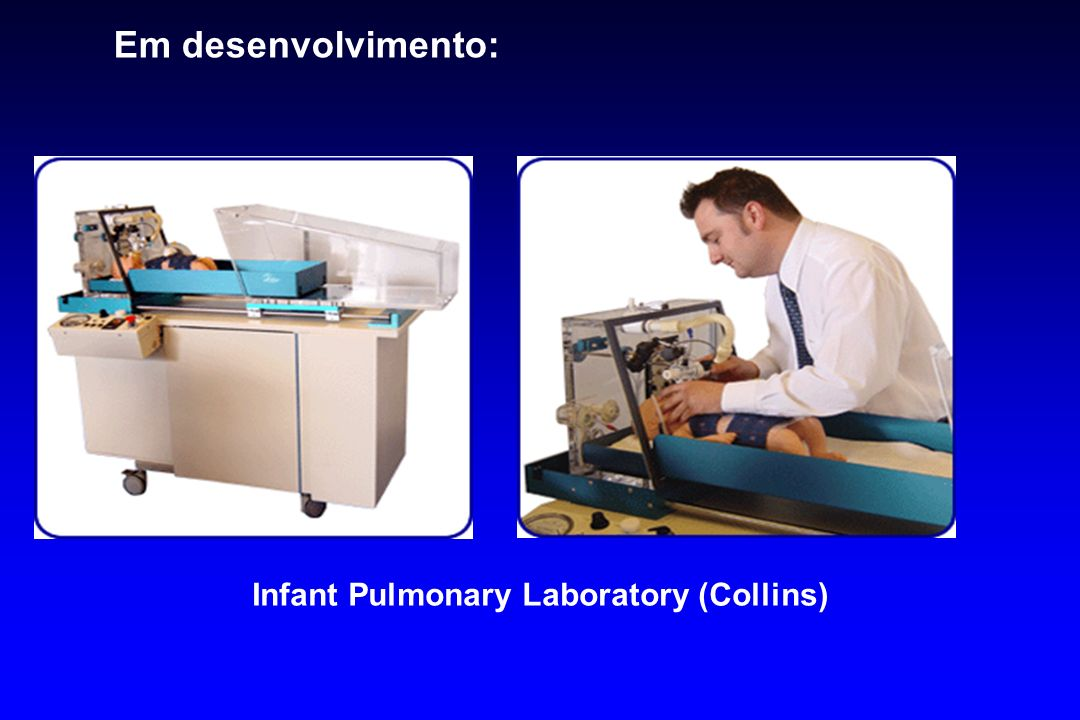 Em desenvolvimento: Infant Pulmonary Laboratory (Collins)