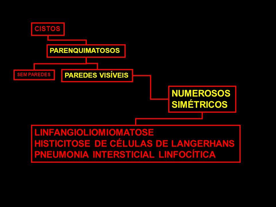 LINFANGIOLIOMIOMATOSE HISTICITOSE DE CÉLULAS DE LANGERHANS