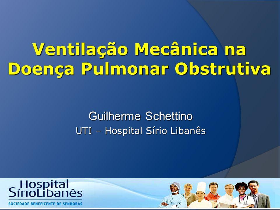 Ventilação Mecânica na Doença Pulmonar Obstrutiva