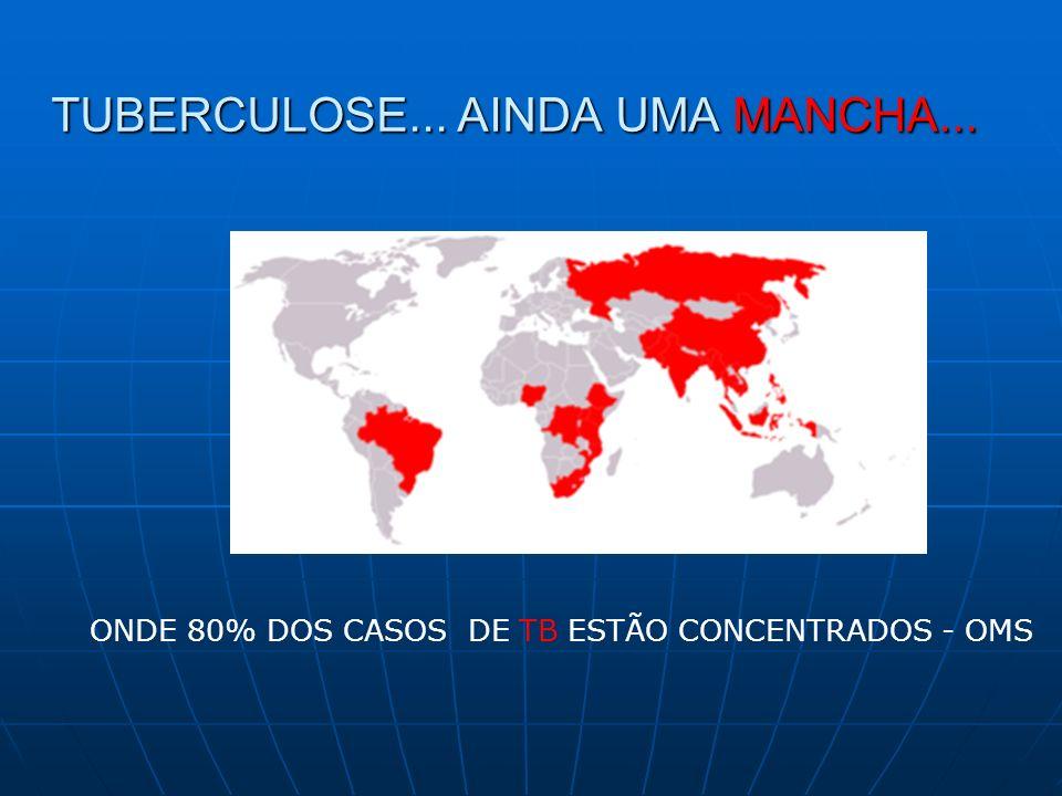 TUBERCULOSE... AINDA UMA MANCHA...