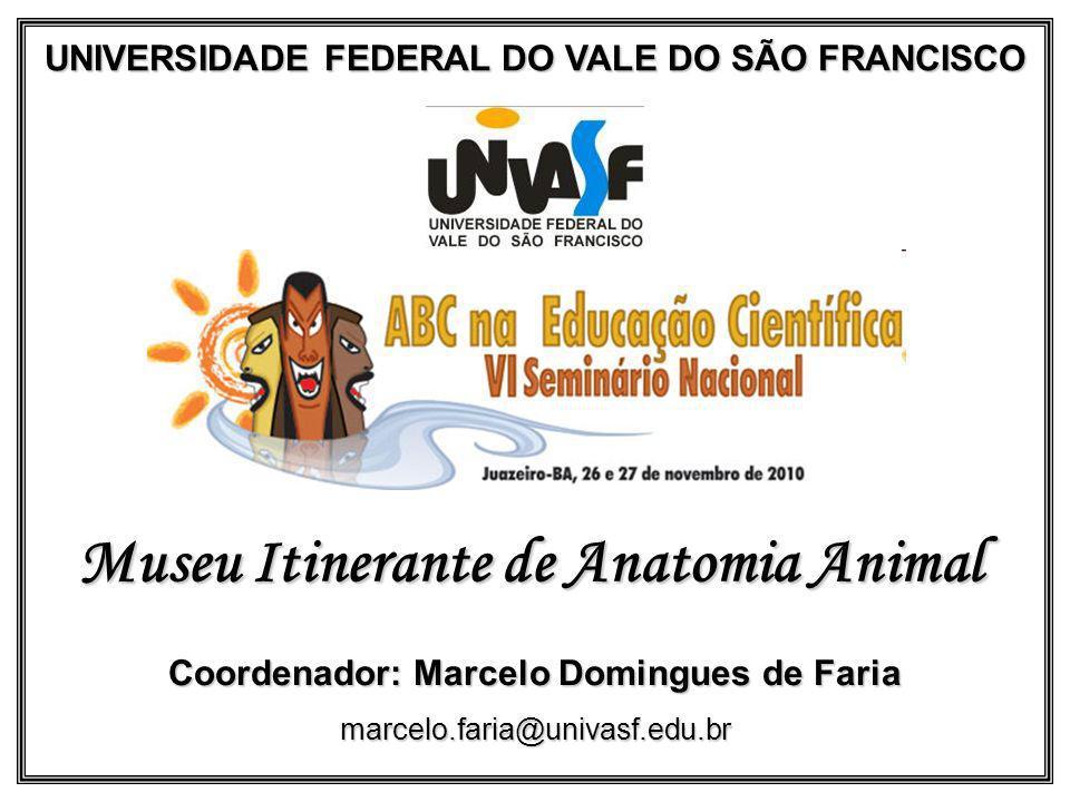 Museu Itinerante de Anatomia Animal