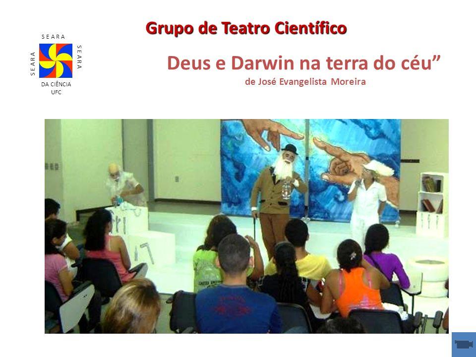 Deus e Darwin na terra do céu de José Evangelista Moreira