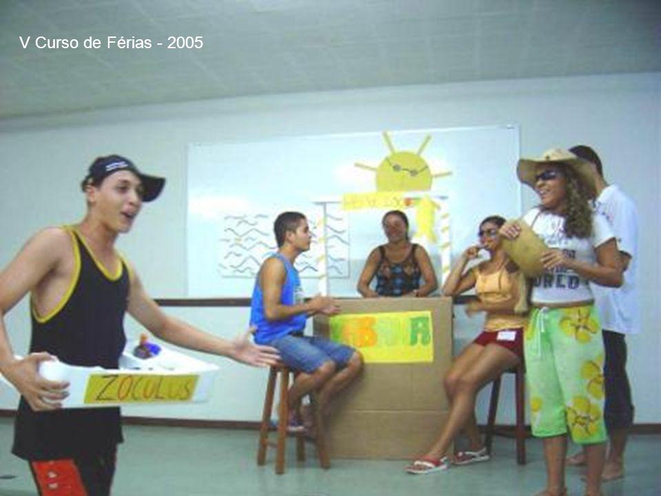 V Curso de Férias - 2005