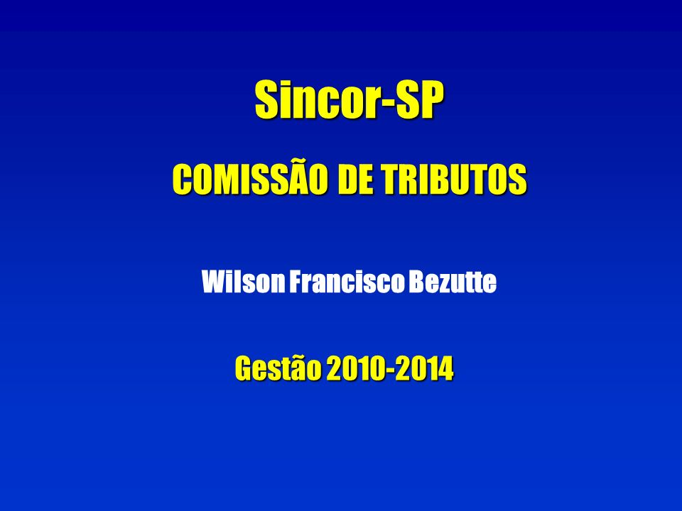 Wilson Francisco Bezutte