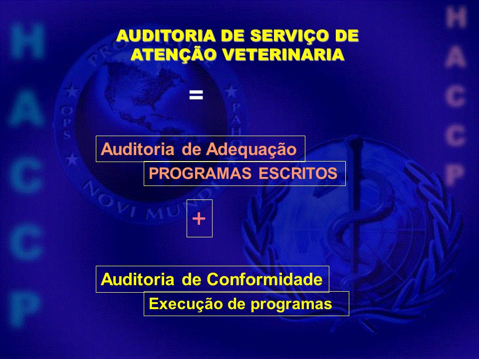 AUDITORIA DE SERVIÇO DE