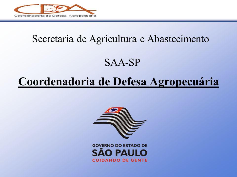 Coordenadoria de Defesa Agropecuária