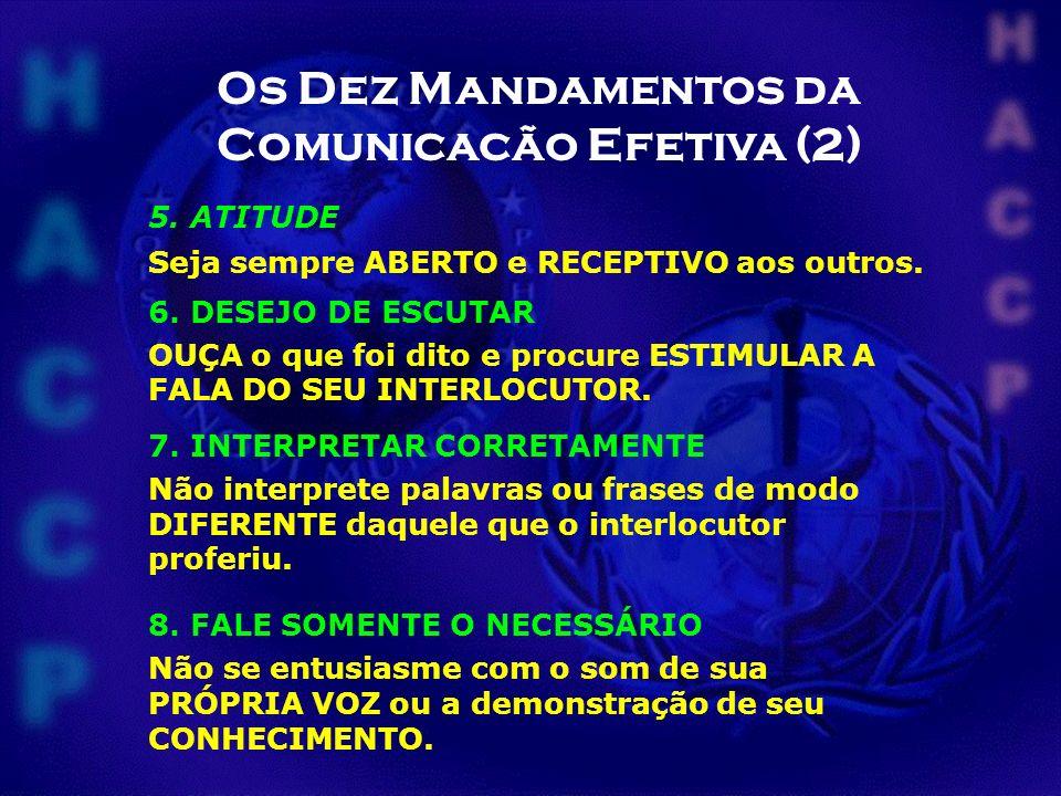 Os Dez Mandamentos da Comunicacão Efetiva (2)