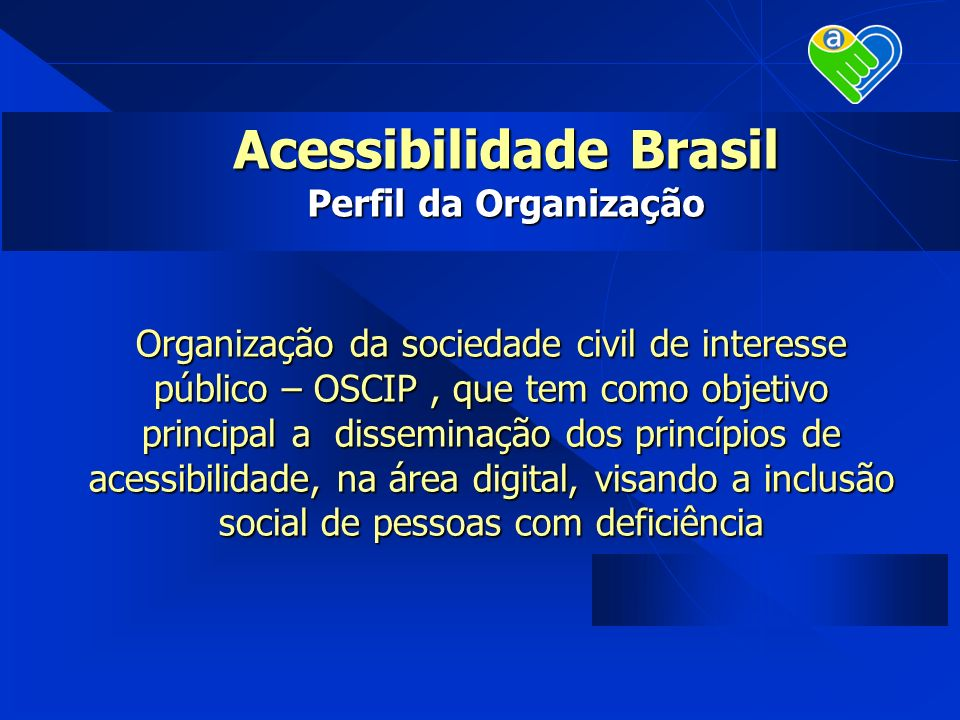 Acessibilidade Brasil