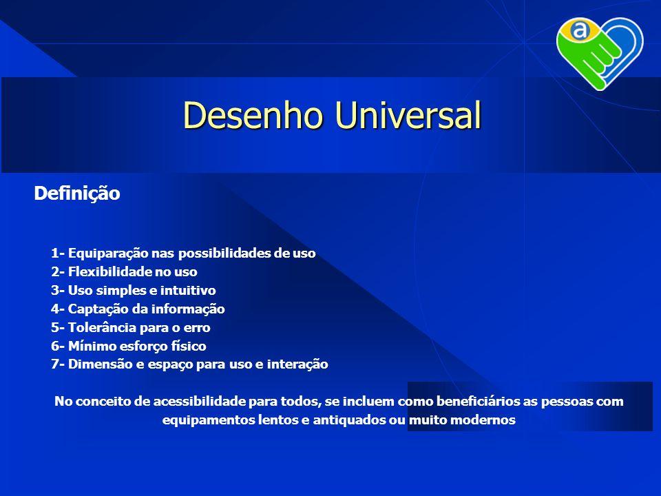 Desenho Universal Definição
