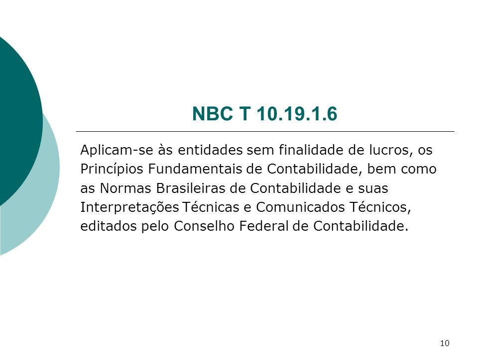 NBC T 10.19.1.6