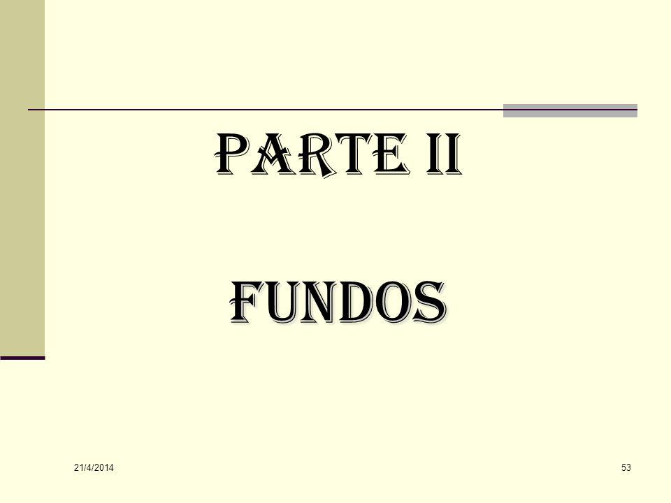 PARTE II FUNDOS 26/03/2017
