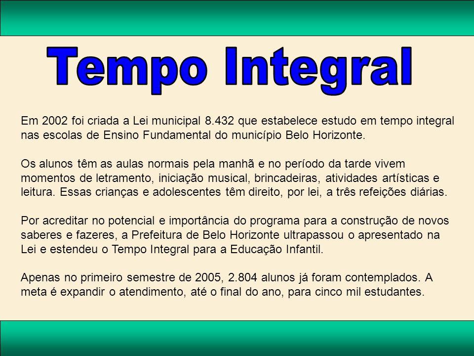 Tempo Integral