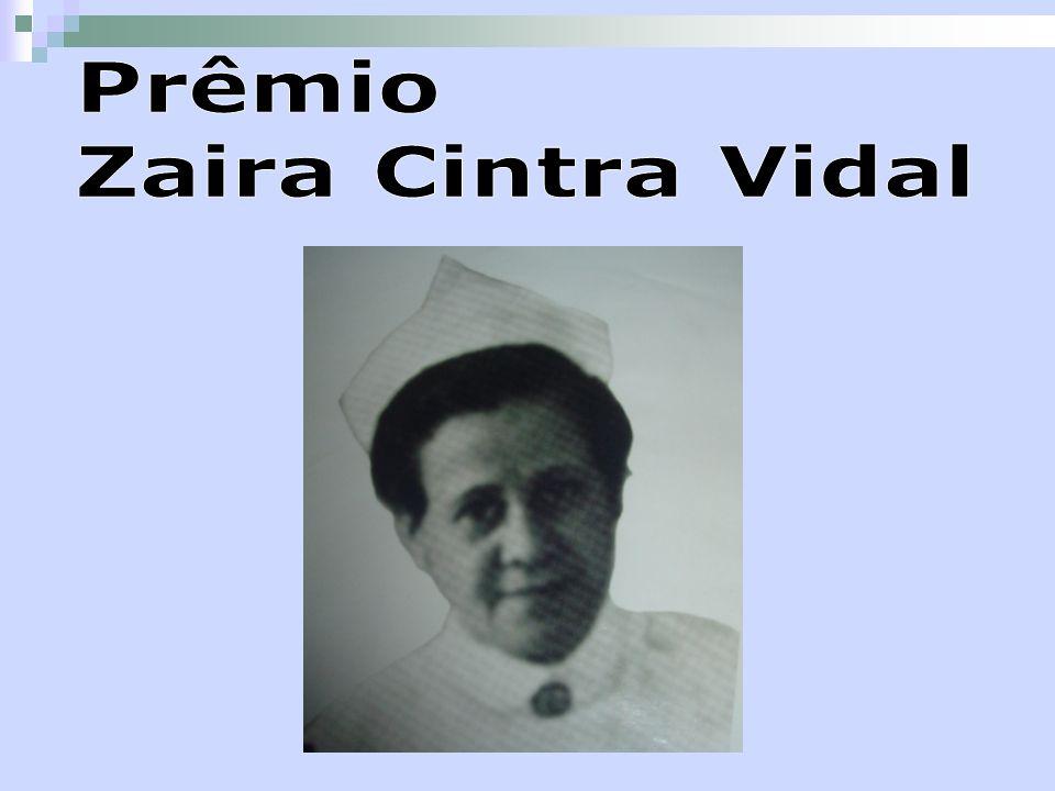 Prêmio Zaira Cintra Vidal