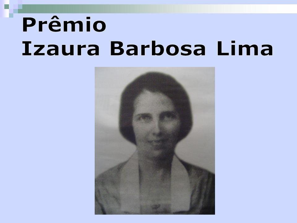 Prêmio Izaura Barbosa Lima