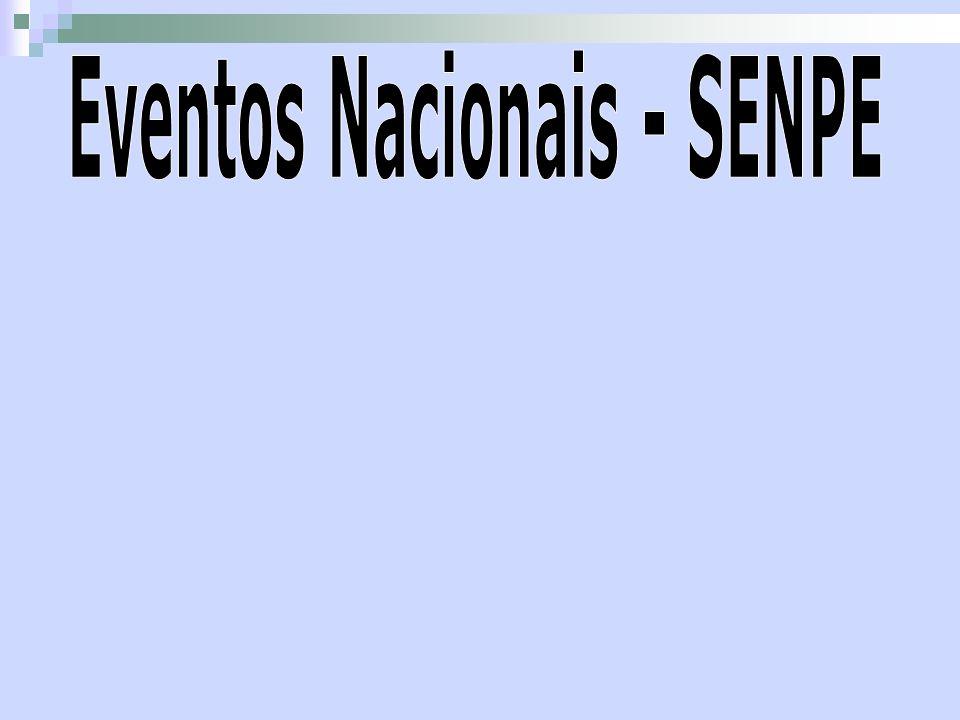 Eventos Nacionais - SENPE