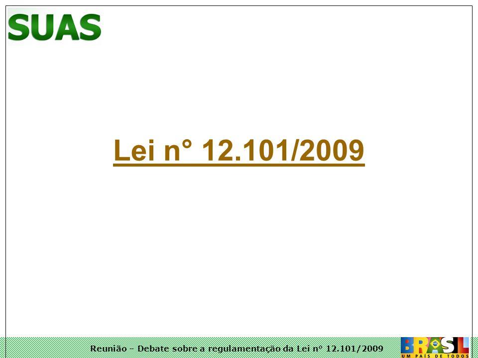 Lei n° 12.101/2009