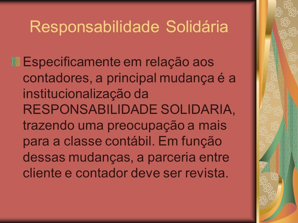 Responsabilidade Solidária