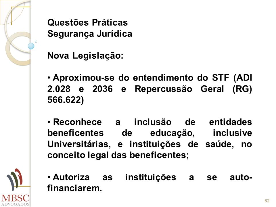 Autoriza as instituições a se auto-financiarem.