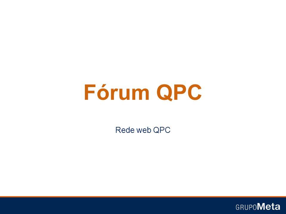 Fórum QPC Rede web QPC