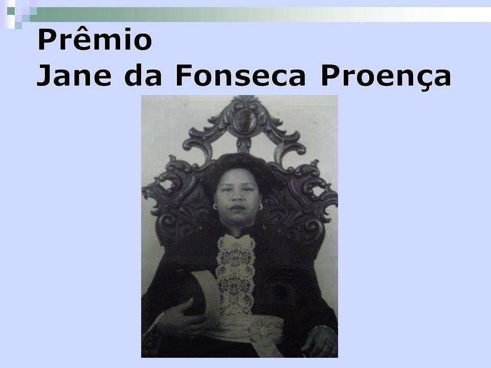 Prêmio Jane da Fonseca Proença
