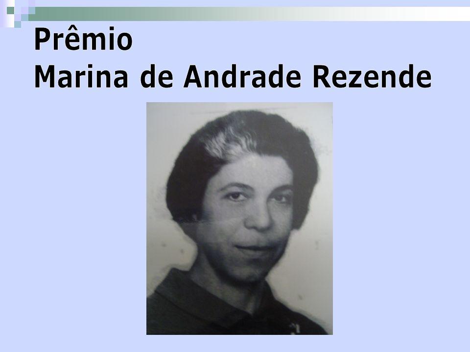 Prêmio Marina de Andrade Rezende