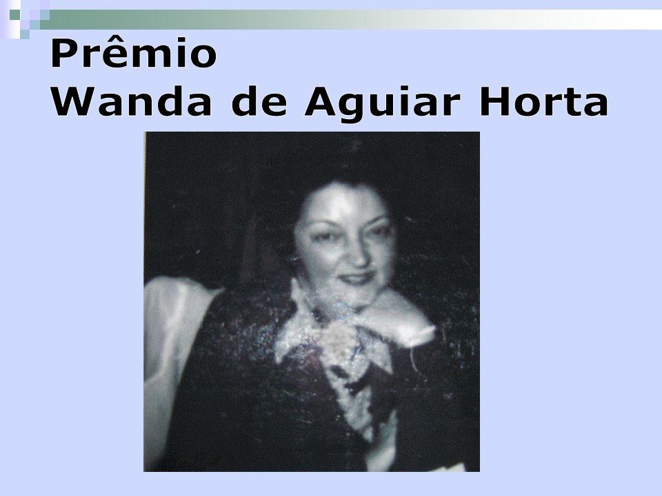 Prêmio Wanda de Aguiar Horta