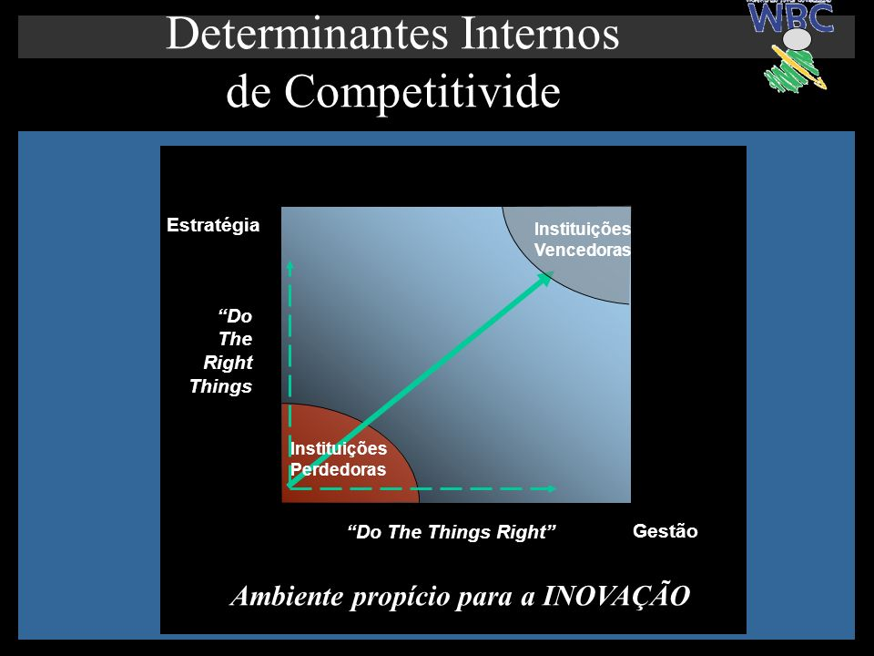 Determinantes Internos de Competitivide