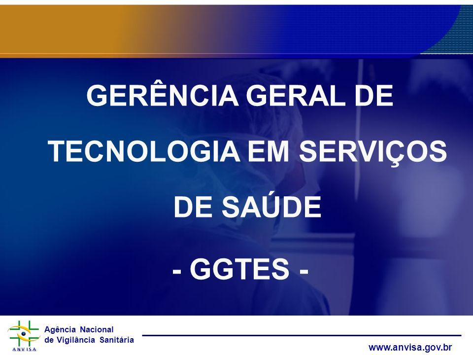GERÊNCIA GERAL DE TECNOLOGIA EM SERVIÇOS DE SAÚDE